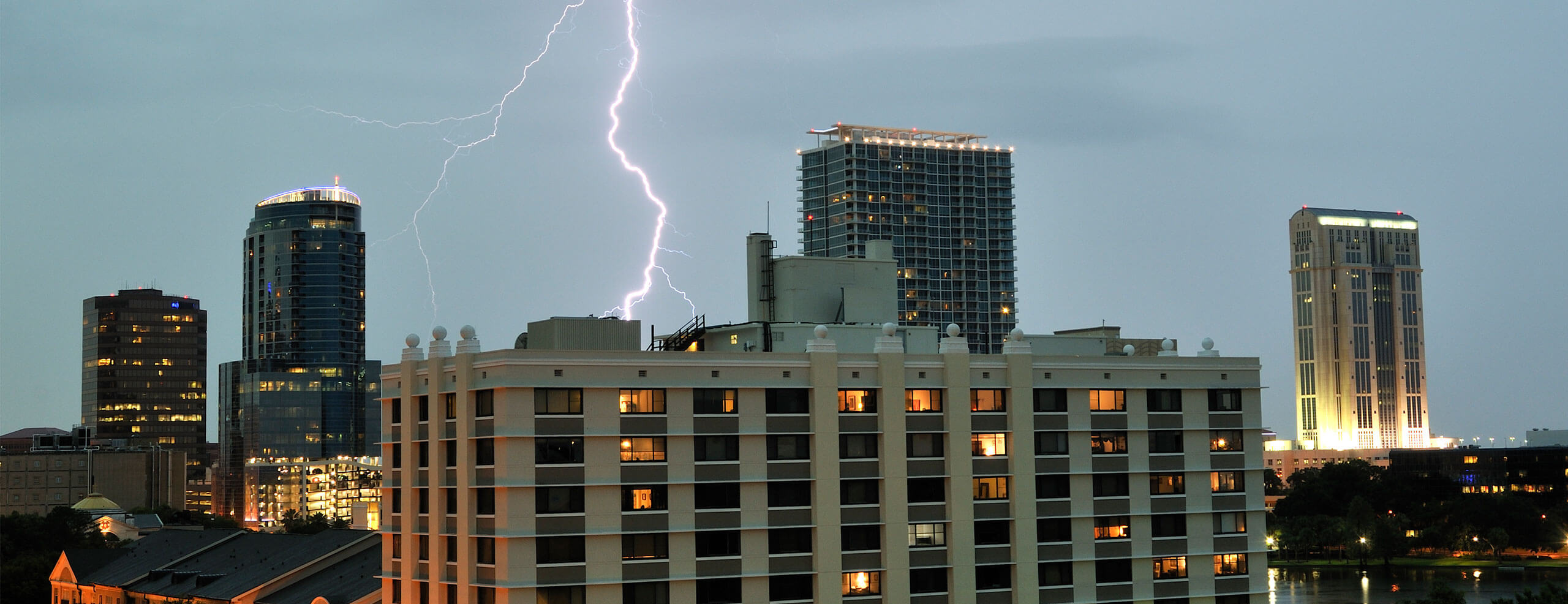 Surge Protection, lightning protection